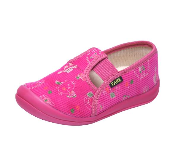 ef78b49b10 Dětské bačkůrky Fare - dětská domácí obuv